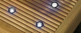 Garland LED Walkover Lights (Set of 10)