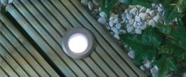 Morris LED Walkover Lights - Set of 6 - White