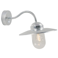 Luxembourg PIR Wall Light