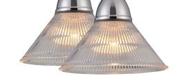 Timba pendant lights
