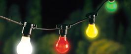 Weatherproof Lighting Festoons