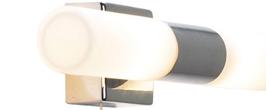 Bueno Twin Wall Light from Dar Lighting