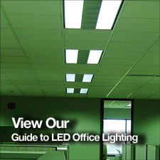 LED office lighting where next