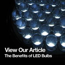 Benefits of LED light bulbs where next