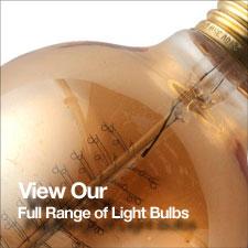 Light bulbs where next