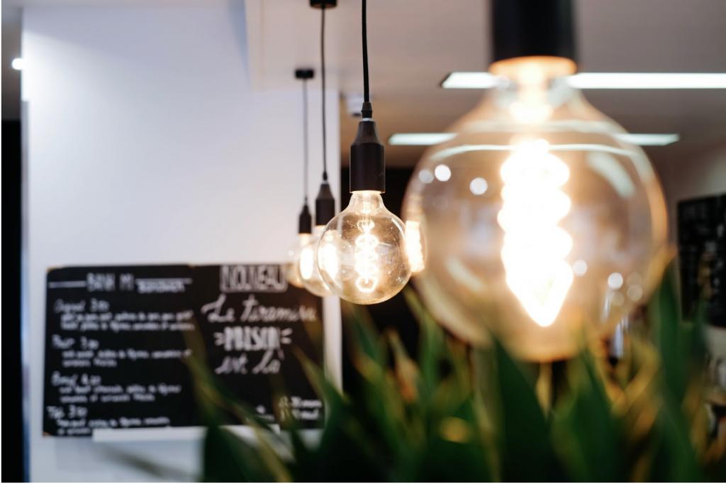 Restaurant-lighting