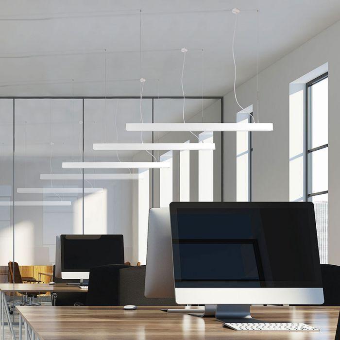edit soft 90 led bar ceiling pendant