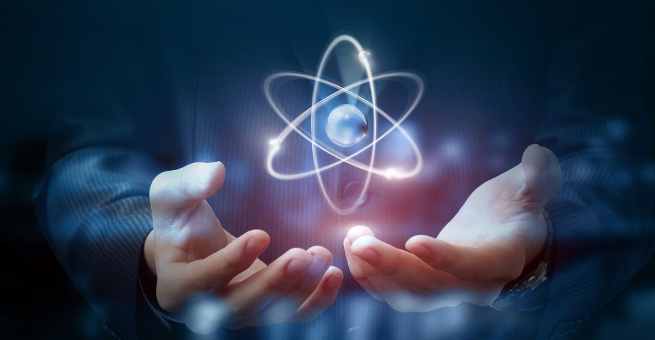 speed of light atom explained