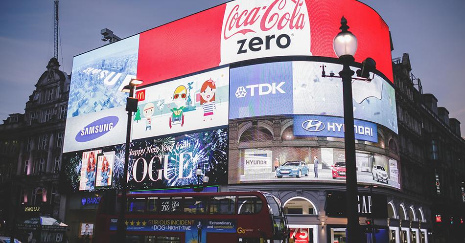 light pollution led billboards