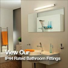 IP44 bathroom lights where next