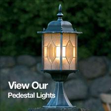 Pedestal lights where next