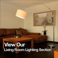 Living room lighting where next