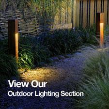 Outdoor lights where next