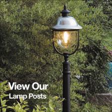 Lamp posts where next