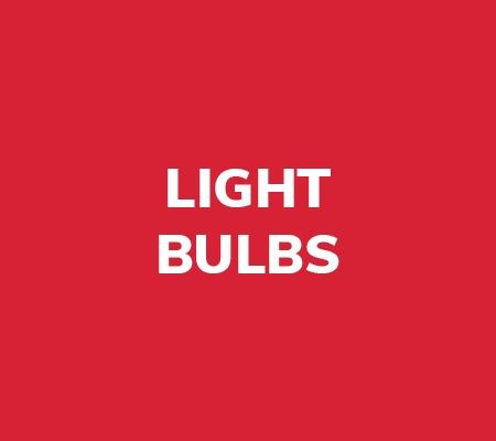 Clearance -  discounted light bulbs