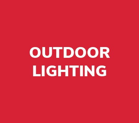 Clearance -  discounted outdoor lights