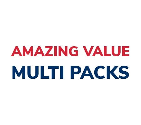 Amazing Value Multipacks