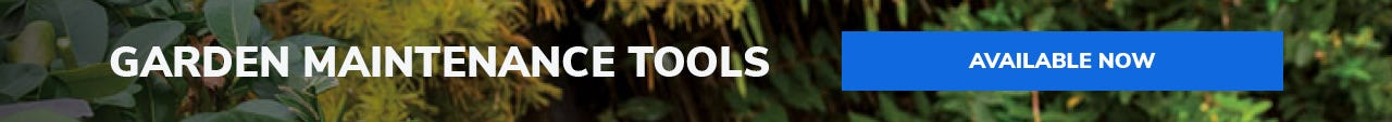 Garden Maintenance Tools