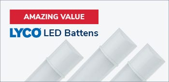 Amazing Value LED Battens