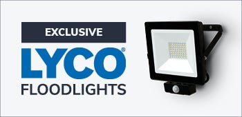 Lyco Exclusive Floodlights