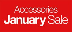 January Sale - Accessories