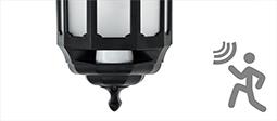 ASD Half Coach Lanterns - PIR Movement Sensor