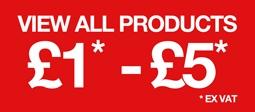 Clearance £1 - £5