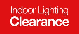 Indoor Lighting - Clearance