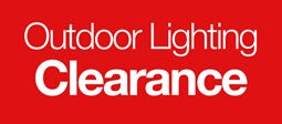 Outdoor Lighting - Clearance