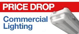 Commercial Lighting Price Drop
