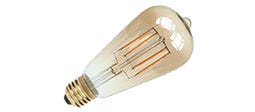 Decorative Squirrel Cage Bulbs