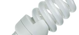 Stick & Spiral Energy Saving Bulbs