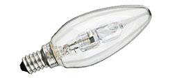 Eco Halogen Candle Bulbs