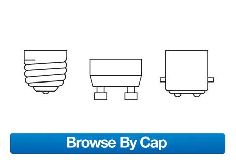 Find Light Bulbs by Cap