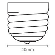Giant Screw (GES / E40)