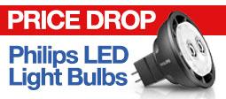 Philips LED Price Drop