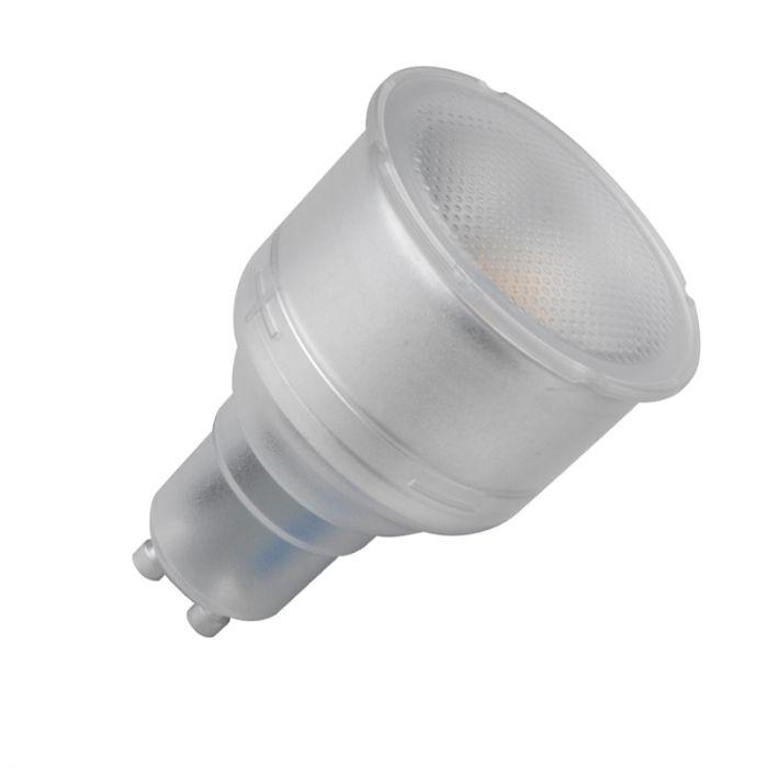 Megaman 5W Cool White Dimmable LED 74mm Long Neck GU10 Bulb