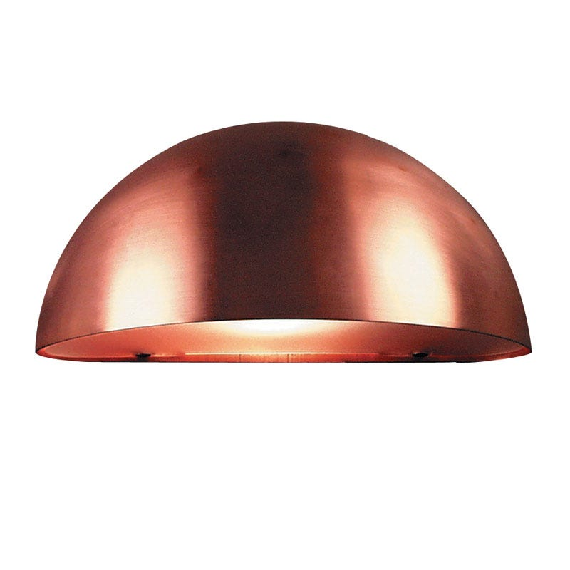 Nordlux Scorpius Maxi Outdoor Wall Light Copper
