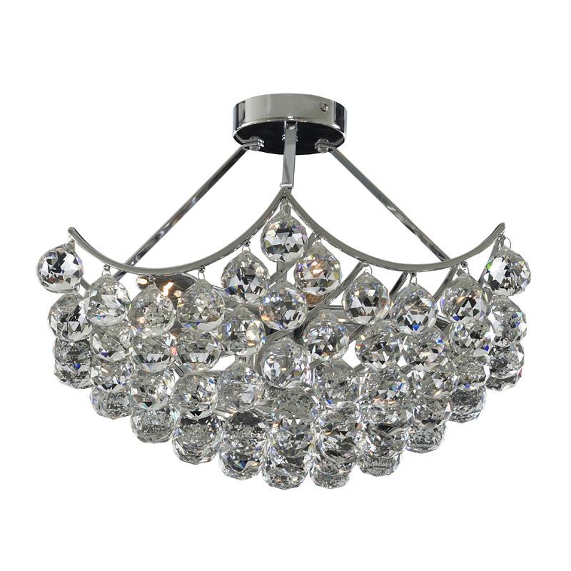 Decorative Lighting Sassari 5 Light Semi-Flush