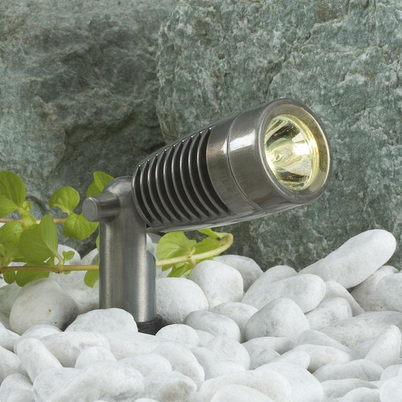 Lamps & Lights Techmar Plug and Play -  Minus LED Garden Spotlight
