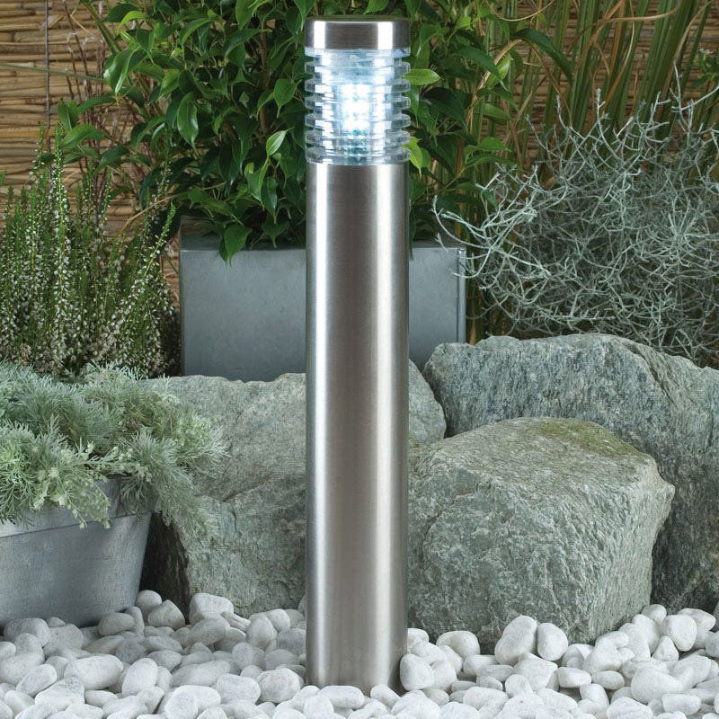 Techmar Plug and Play Orion LED Stainless Steel Outdoor Post Light