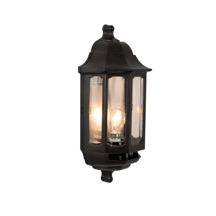 SALE On ASD Coach Half Lantern Outdoor Wall Light With