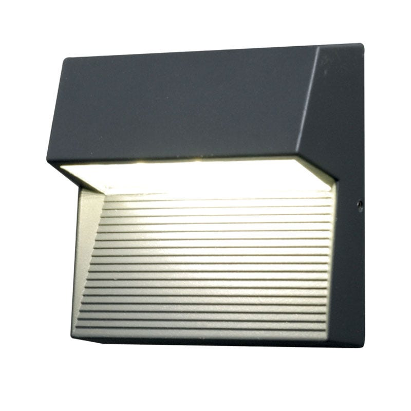 All Square Wall Lights : SALE on Lutec Radius LED Outdoor Wall Light - Square - Lutec. Now Available our Best Price on Lutec