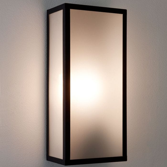 sale on astro messina outdoor wall light with pir sensor. Black Bedroom Furniture Sets. Home Design Ideas