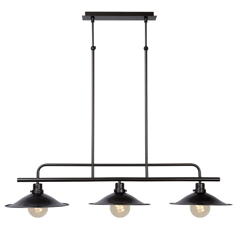 Lucide Laricum 3 Light Bar Ceiling Pendant Best Price From