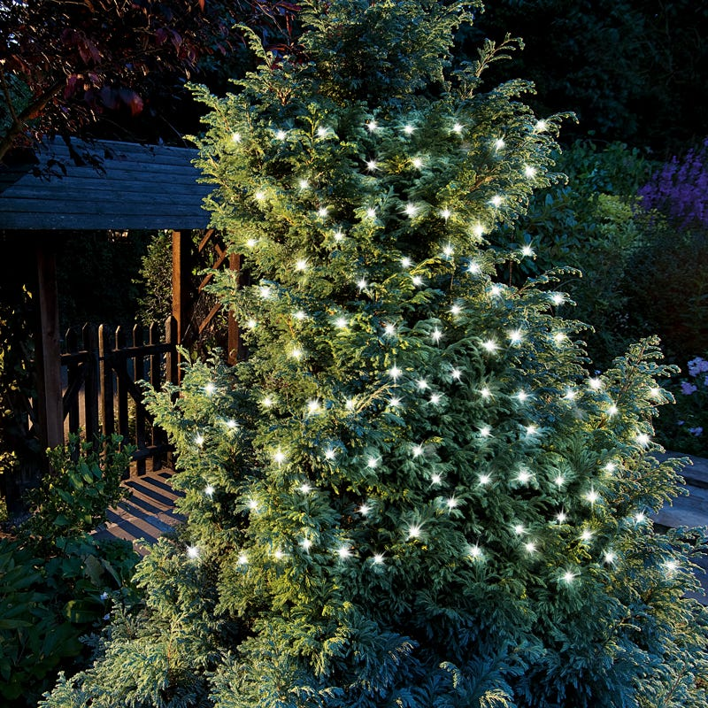 Cole and Bright LED Solar String Lights – 50 Lights