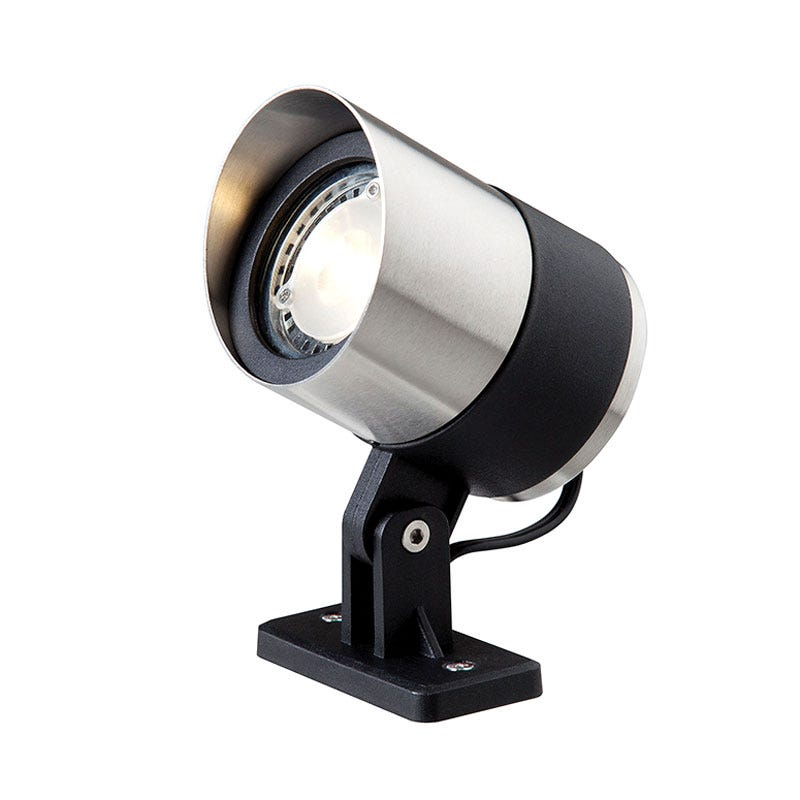 Techmar Plug and Play Atlas Warm White LED Garden Spotlight