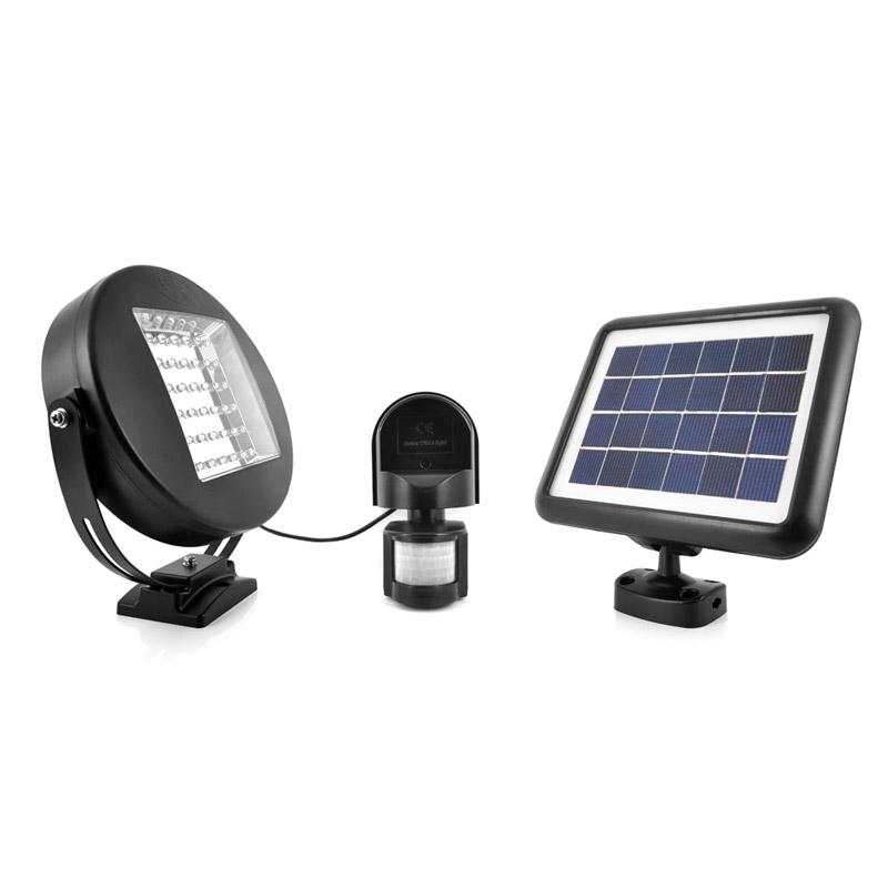 Solarcentre Eye 42 LED Solar Outdoor Security Light With PIR Sensor United