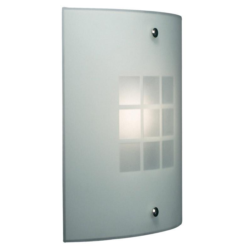 Dar Ventana Glass Wall Light - United kingdom