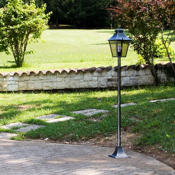 Paber Palazzo Tall Outdoor Post Light
